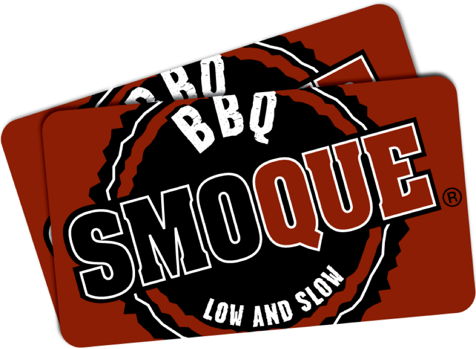 Smoque Gift Cards